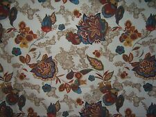 "Lee Jofa Oscar de la Renta ""Arcadia"" floral fabric by the yard color multi"