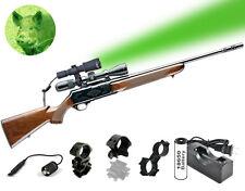 Orion Predator H30 Green Rechargeable 273 Yards Long Range Hog Hunting Light Set