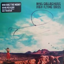 Noel Gallagher 'Who built the Moon' cd album, hand signed in person by Noel.