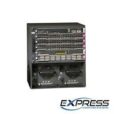 Cisco WS-C6506-E   2x VS-S720-10G-3C   4x X6748-GE-TX   2x CAC-6000W P/S