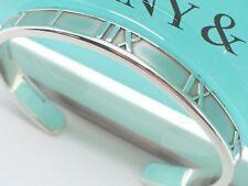 3ac6118b6 Tiffany & Co. Sterling Silver Men's Large 32.3 Gram Atlas Bangle Cuff  Bracelet