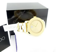 NEW Movado Bold Midsize Swiss Quartz Women's Watch 3600104
