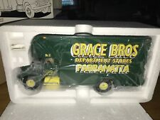 First Gear Grace Bros.1957 IHC R-200 moving van,1:34 scale,NIB,stock # 19-2038
