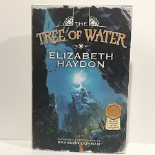 The Lost Journals of Ven Polypheme: The Tree of Water 4 Elizabeth Haydon HC DJ