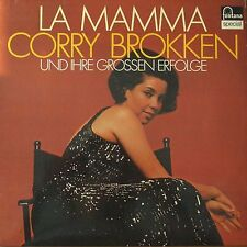 Corry Brokken-La Mamma: Leurs grands succès (FONTANA Vinyle LP GERMANY 1972)
