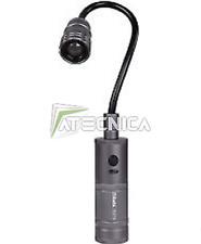 Lámpara linterna led Beta 1837N cabeza articulado magnético a batería 400 LM