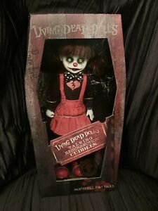 Living Dead Dolls Resurrection Cuddles Res Clown sullenToys