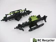 Exceed RC Maxstone 10 Scale Rock Crawler Locked Front Rear Axle Set