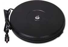 New Rotating Display Stand Electronic Turntable Holder 10 inches in diameter B