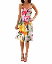 Designer  Kleid von Ashley Brooke Grö�Ÿe 42  NEU