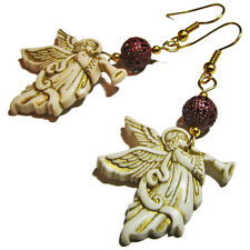 Lovely Angel Earrings By SoniaMcD