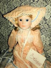 Collectable Vintage Porcelain Doll THE Heritage COLLECTION The Sound of Music