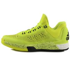 Adidas Crazylight 2015 Boost Low Primeknit Hallenschuhe Turnschuhe neon S84954