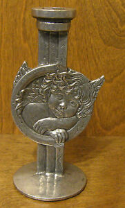CARSON STATESMETAL CELESTIAL CANDLE HOLDER, #1333, From Retail Shop MADE IN USA