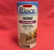 Dog Cat House Hold Carpet Flea powder Kills Flea Larvae Shake Vac Odour Remover
