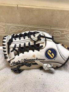 "Cooper 511 Black Diamond 11.5"" Trapeze Baseball Glove Left Hand Throw"
