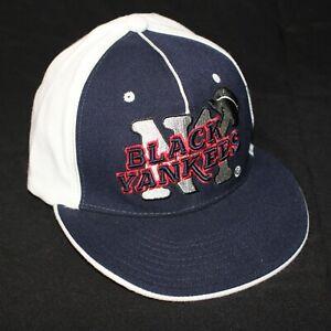 Black Yankees NLBM Negro League Baseball Hat Size S/M