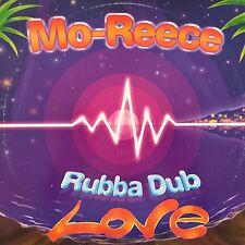VINILO- MAXI 45T - MO-REECE - RUBBA DUB LOVE