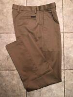 DOCKERS D4 * Mens Khaki Casual Pants * Size 34 x 34 * EXCELLENT