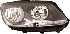 Volkswagen Touran Headlight Unit Driver's Side Headlamp Unit 2010-2014