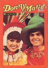 """Donny & Marie Golden Press 1977 """"Someones Following Us"""" VG 092116DBE"""