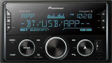 Pioneer MVH-S622BS Built-in Bluetooth In-Dash Digital Media Receiver, Black, NEW
