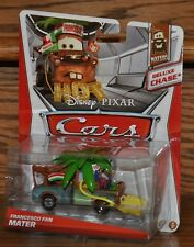 2013 Disney Cars Die Cast Maters Deluxe Francesco Fan Mater #4 of 6 NEW