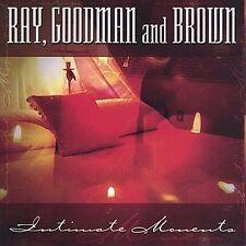 DAMAGED ARTWORK CD Ray Goodman & Brown: Intimate Moments