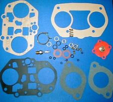 DELLORTO 36/40/45/48 DRLA CARBURETOR SERVICE KIT WITH SUPPLEMENT