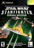Star Wars: Starfighter Special Edition (Microsoft Xbox, 2001)