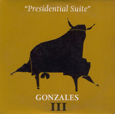 GONZALES =presidential suite=2CD= DOWNTEMPO ELECTRO SYNTH POP SOUNDS !!