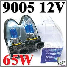 9005 HB3 P43t-38 Base White HID XENON 6000K Headlight Bulb 12V 65W 65 W