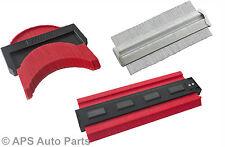 Modello Contour Shape profilo metallici tasselli di Tassellatura TAPPETO LEGNO elude KIT