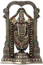 Lord Venkateswara Balaji Statue Sculpture Hindu Deity Figurine - Perfect Gift !!