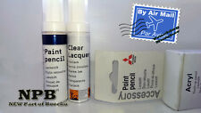 Mitsubishi Genuine New Touch-Up Paint Cool Silver А31