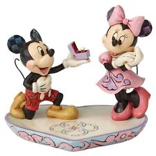 Mickey und Minnie Mouse A Magical Moment Enesco Disney Sammelfigur 4055436