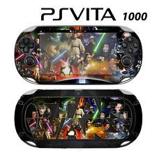 Vinyl Decal Skin Sticker for Sony PS Vita PSV 1000 Star Wars