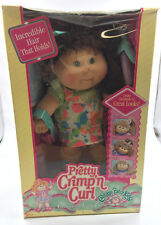 Vintage Boxed Cabbage Patch Kids 1991 Pretty Crimp 'n Curl Plush Doll HASBRO
