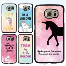 Galaxy S9 S9 Plus S8 S7 S6 Note 8 5 Edge Case Unicorn Bumper Cover For Samsung