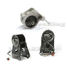 For 00-04 Infiniti I30 I35 Nissan Maxima Engine Motor Mount Set W/ Solenoid G287