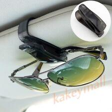 Universal Motor Accessories Sun Visor Glasses Sunglasses Ticket Card Holder Clip