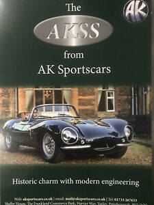 Car Brochure - 2021 AK AKSS - UK