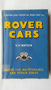 ROVER HASTINGS 10 12 14 16 20 SIX  60 75 90 105 105S P4 MANUAL STREAMLINE SPORTS