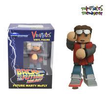 Vinimates Back to the Future II Movie Marty McFly Vinyl Figure