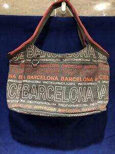 Womens Barcelona Bag
