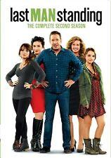 Last Man Standing . The Complete Season 2 . Tim Allen . 3 DVD . NEU . OVP