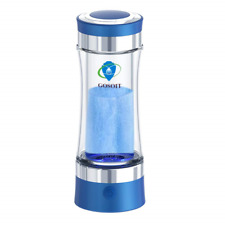 Gosoit idrogeno bottiglia di acqua alcalina MACCHINA MAKER IDROGENO ACQUA GENERATORE SPE