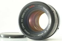 [Exc+4] Canon FD 50mm f1.4 S.S.C. SSC SLR MF Film Camera Lens From Japan #2059