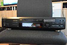 SONY MDS-JE520 minidisc, bedienungsanleitung