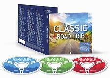 CLASSIC ROAD TRIP – V/A 3CDs (NEW/SEALED) Rolling Stones Cream U2 The Who